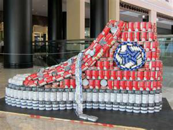 Can Struction Can Building Competition Saturday May 5th