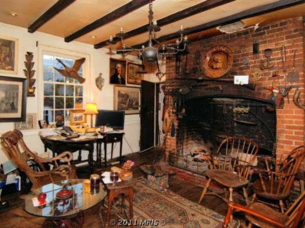 Fawcett-Reeder House For Sale - Old Town Alexandria VA Patch