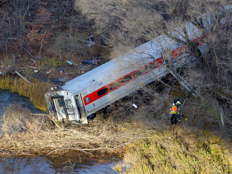 Update Victims Of Deadly Train Wreck Were From Cold Spring