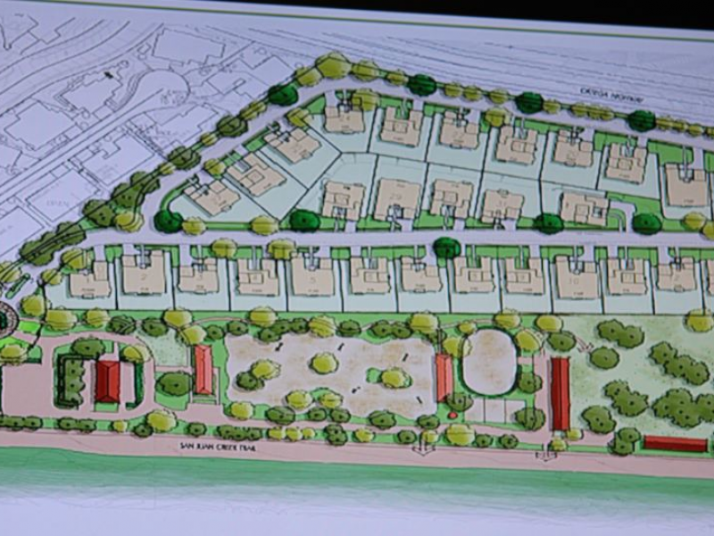 New Housing Plan for The Oaks Gets Warm Reception | San Juan ...