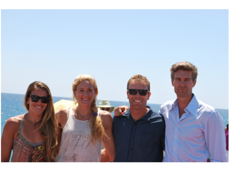 2013 Manhattan Beach Open AVP Winners Inducted into Hall of Fame on ...