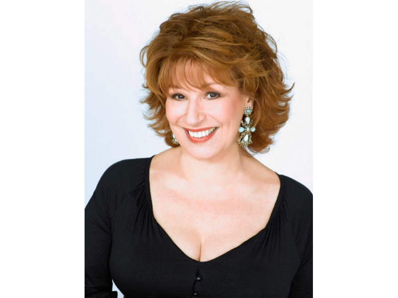 Joy Behar: Me, My Mouth and I! | Bayside, NY Patch