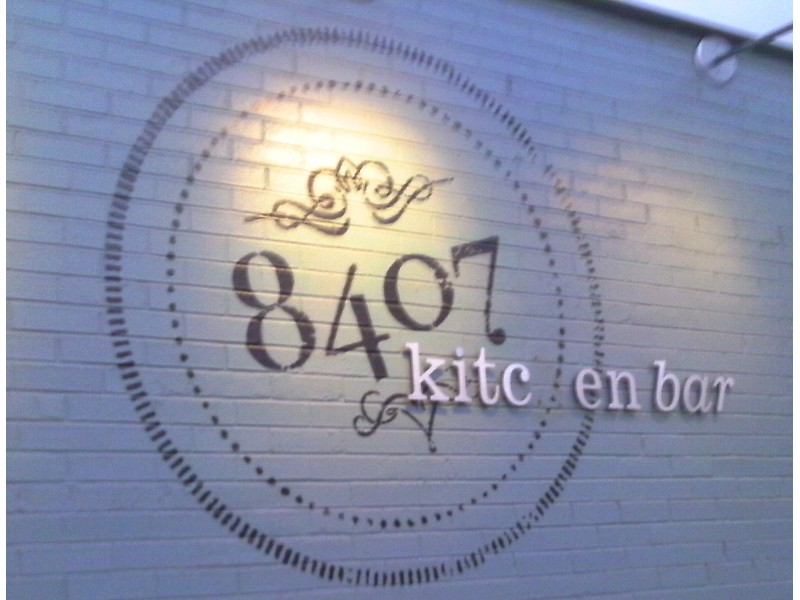 8407 kitchen bar hires new exec chef doesnt change menu - 8407 Kitchen Bar