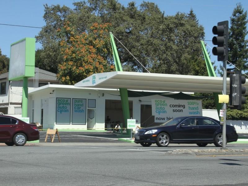 Eco Car Wash Redwood City
