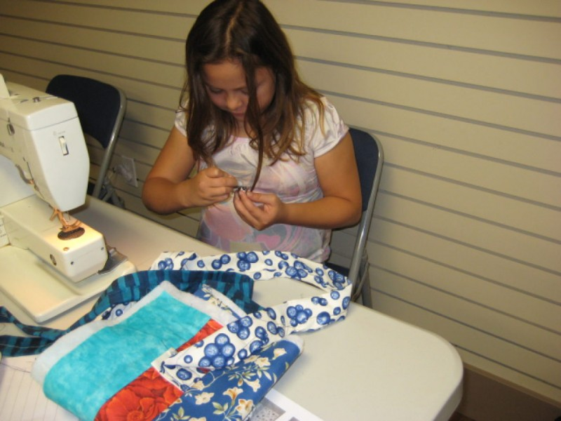 Sewing for KIds @ Broadway Quilts | Sonoma Valley, CA Patch : broadway quilts - Adamdwight.com