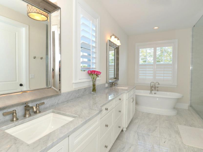 battle of the bathtubs - freestanding vs. built-in | tampa, fl patch
