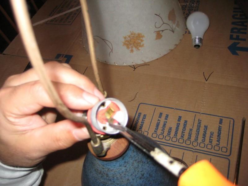 lights flickering how to fix