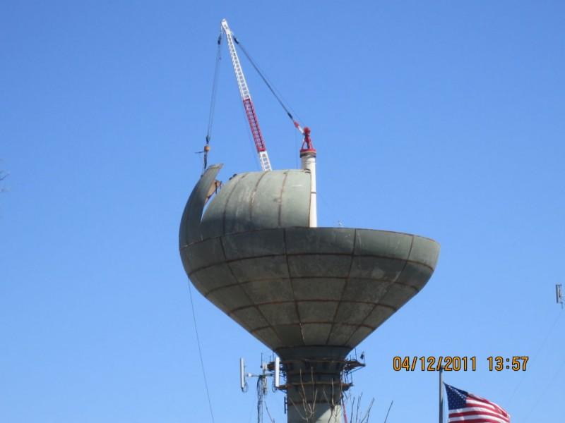 make way   u0026quot save ferris u0026quot  water tower