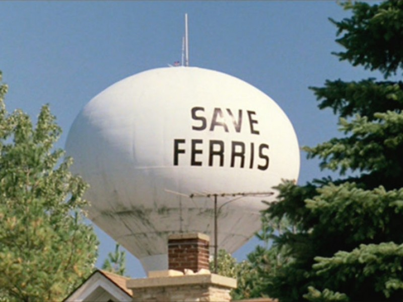 make way   u0026quot save ferris u0026quot  water tower