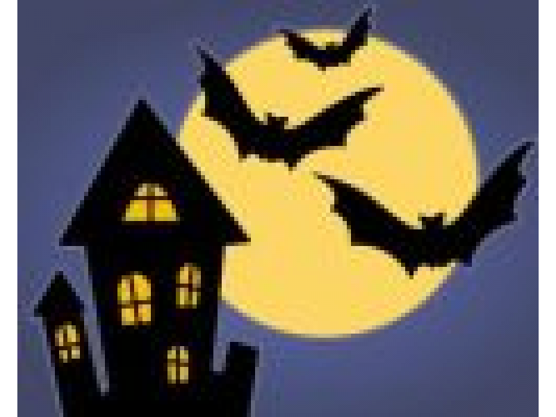 find haunted houses near highland park
