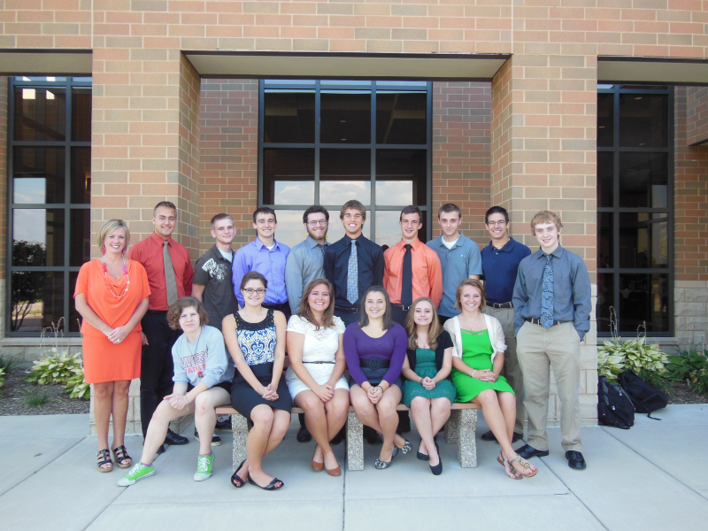 Lincoln Way West Applauds Top Students New Lenox Il Patch