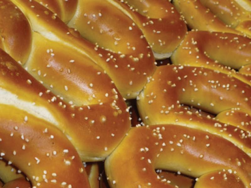 Patch Recipes: Big Soft Pretzel