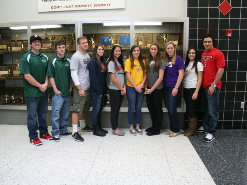 National Letter of Intent Day: Peters Students Commit to Colleges ...