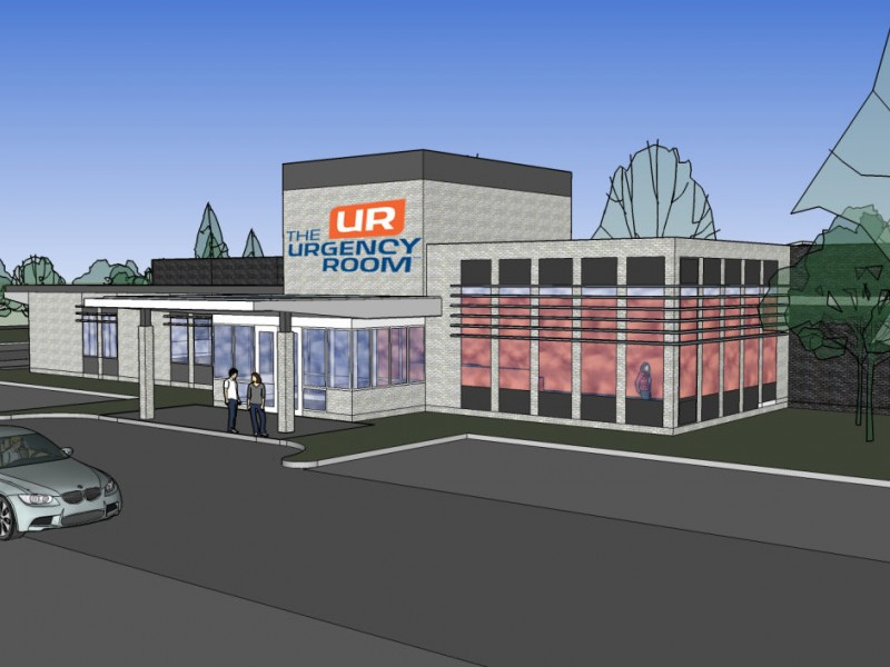 Urgency Room Plans 12,565-Square-Foot Medical Facility in Eagan ...