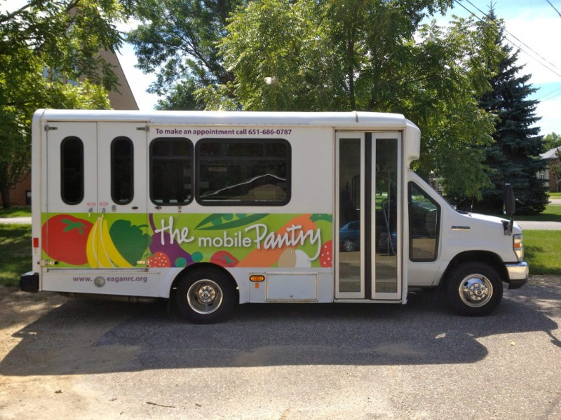 """Eagan and Lakeville Resource Centers Roll Out """"Mobile ..."""