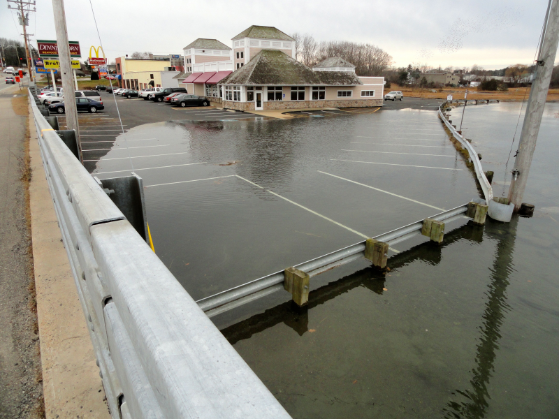 King Tide Hits Portsmouth Portsmouth Nh Patch