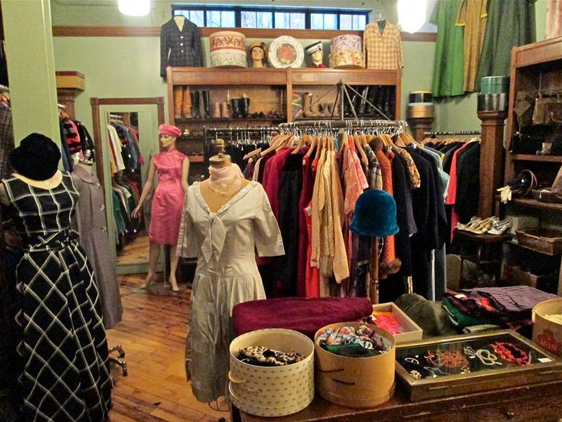 10 Best Vintage Clothing Stores in Mass.