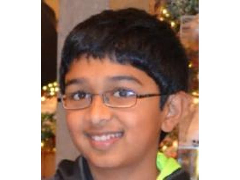 Obituary Rajiv Paluri 13 Year Old Westford Boy Killed In