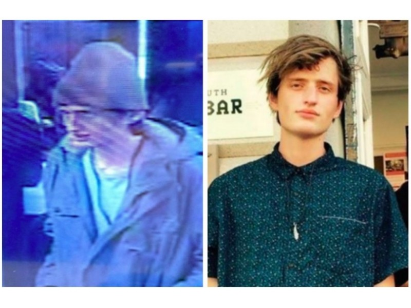 Search Ongoing For Missing Nh College Student Jake Nawn