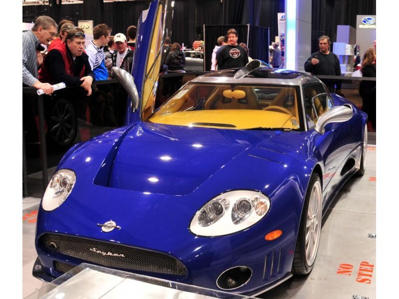 Great Escape The Cleveland Auto Show AvonAvon Lake OH Patch - Cleveland car show