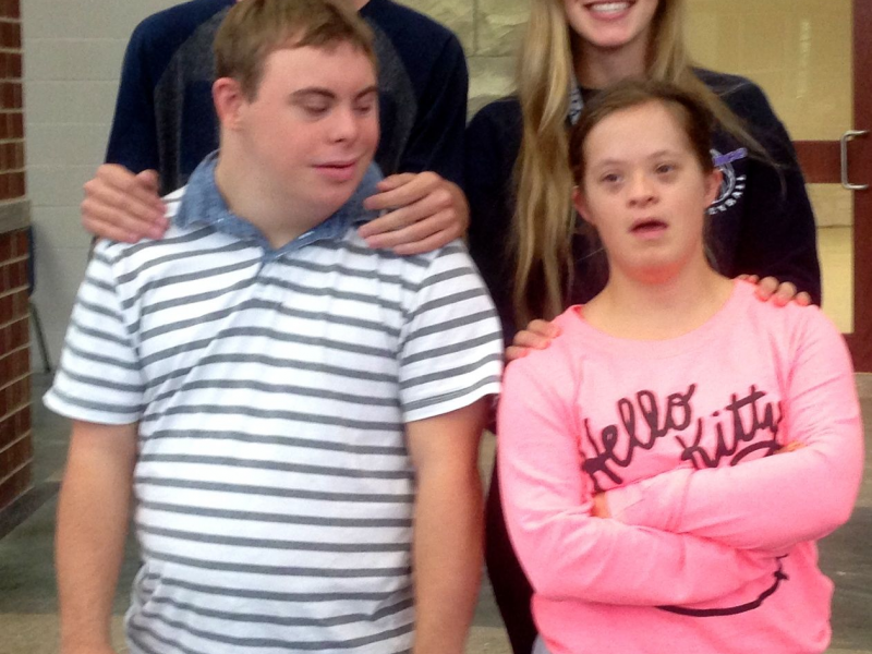 Pair With Down Syndrome Nominated For Westlake Homecoming King, Queen