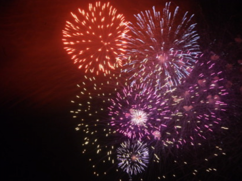 find fireworks for fourth of july in 2013 around stone mountain