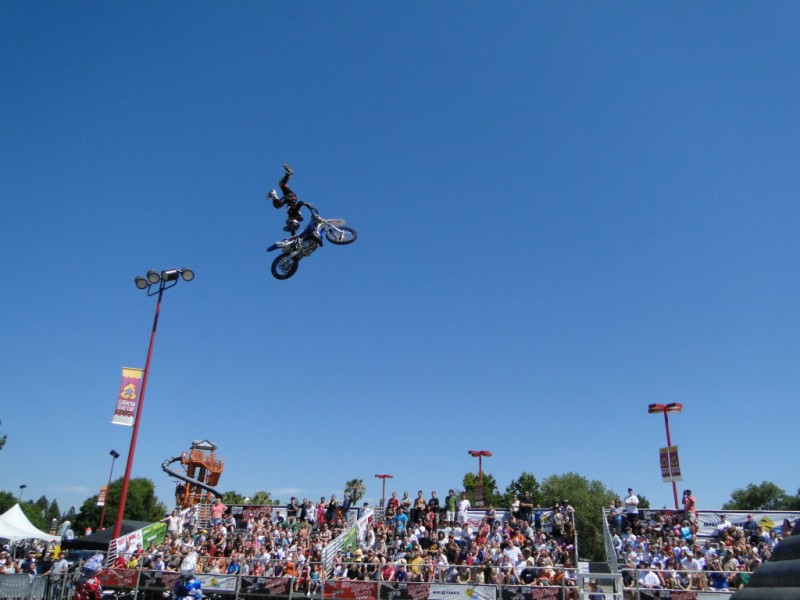 Freestyle Motocross Coming to Alameda County Fair