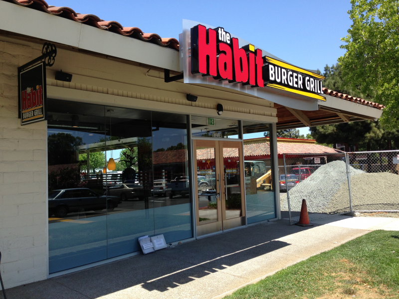 Sprouts Shutters The Habit Burger Grill Coming To San Ramon