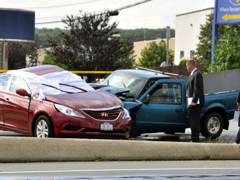 Update Woman 75 Killed In Wreck On Route 110