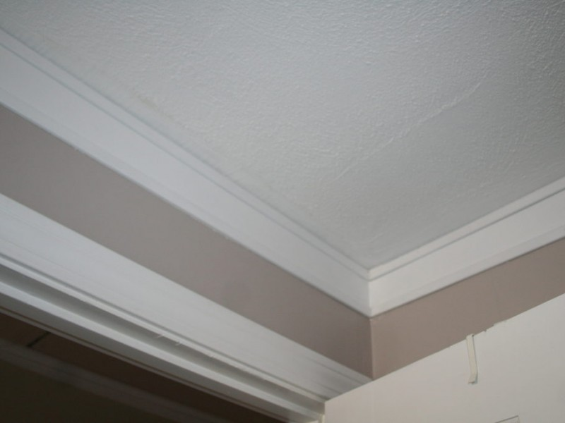 Faux Crown Molding Is Cheap Amp Easy Woburn Ma Patch