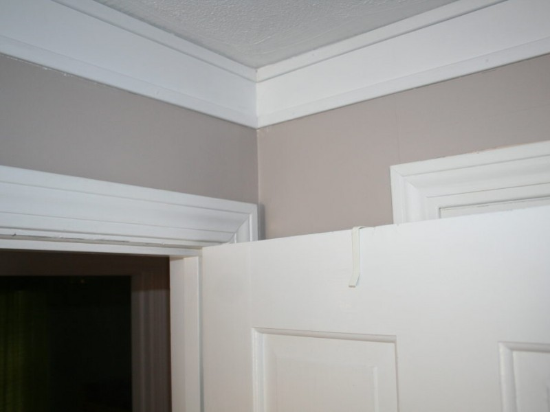 . Faux Crown Molding is Cheap   Easy   Woburn  MA Patch