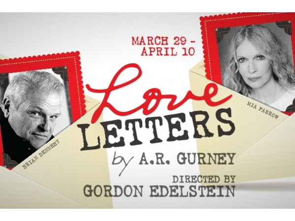 preview of love letters by ar gurney at long wharf theatre