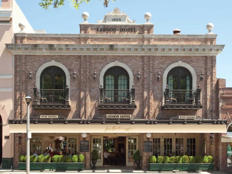 Tripadvisor Ranks Ledson Hotel As Number One In Sonoma
