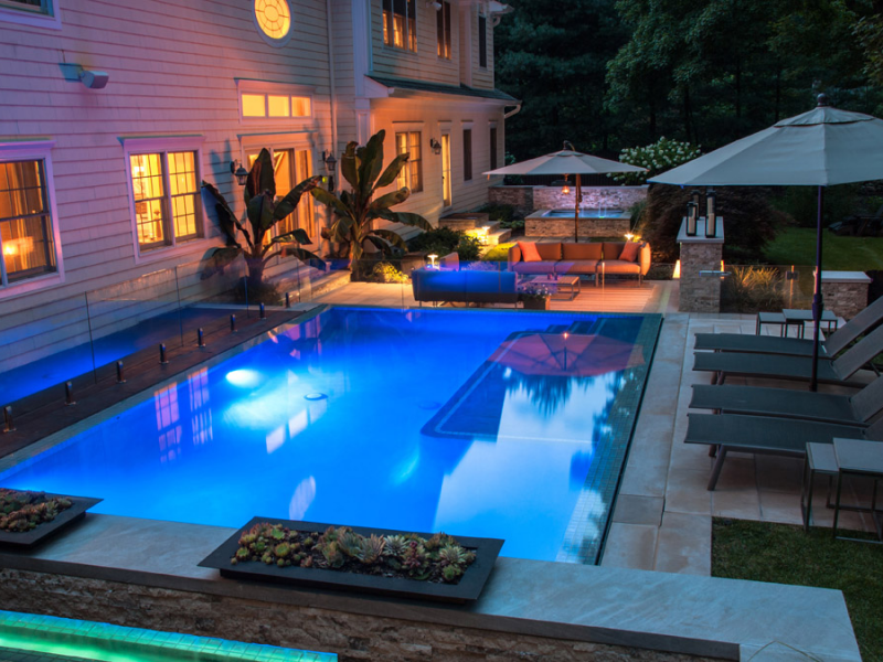 Bergen County Pool Designer Listed Among Top 48 Pool Builders In The Interesting Swimming Pool Designing