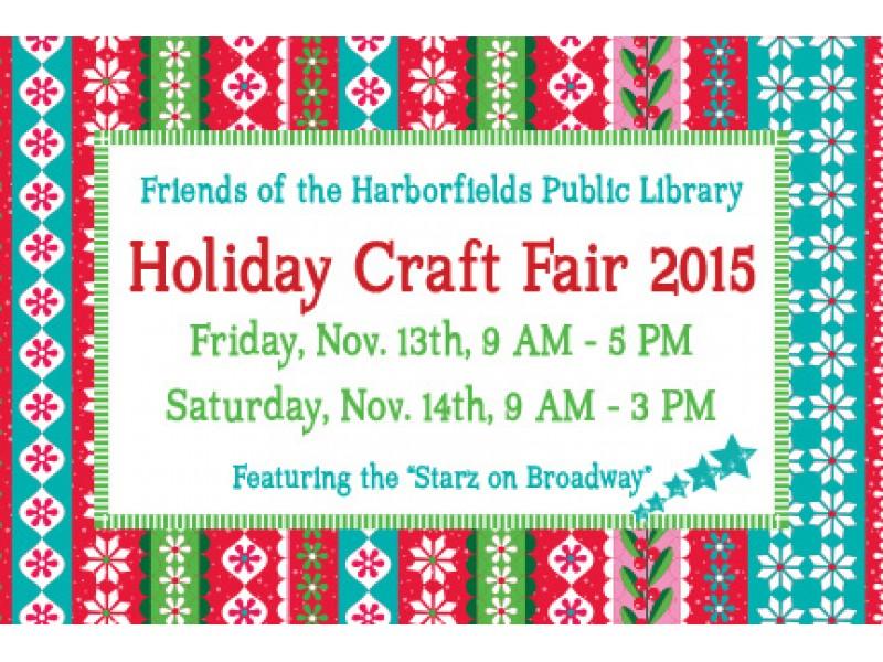 Craft Fair Long Island Novemeber