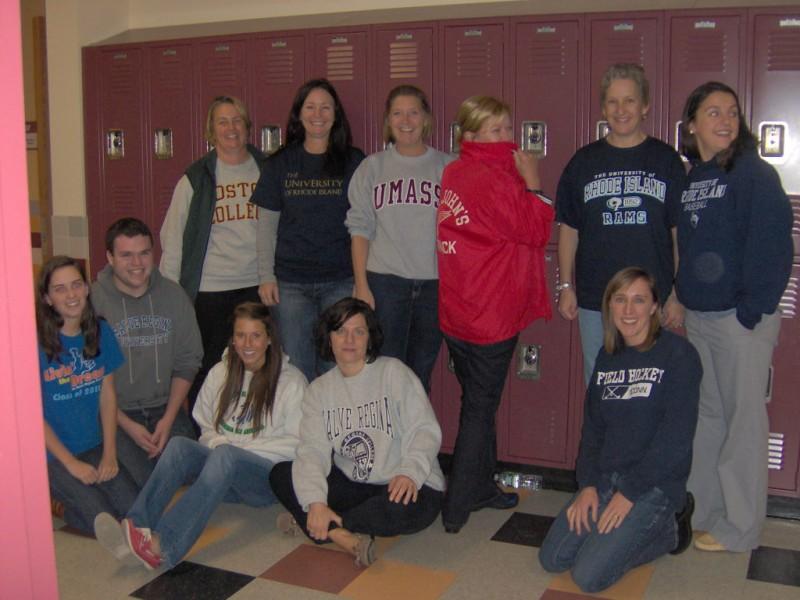 ... Thompson Middle School Celebrates 'College Day'- ...