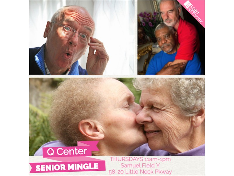 Senior mingle