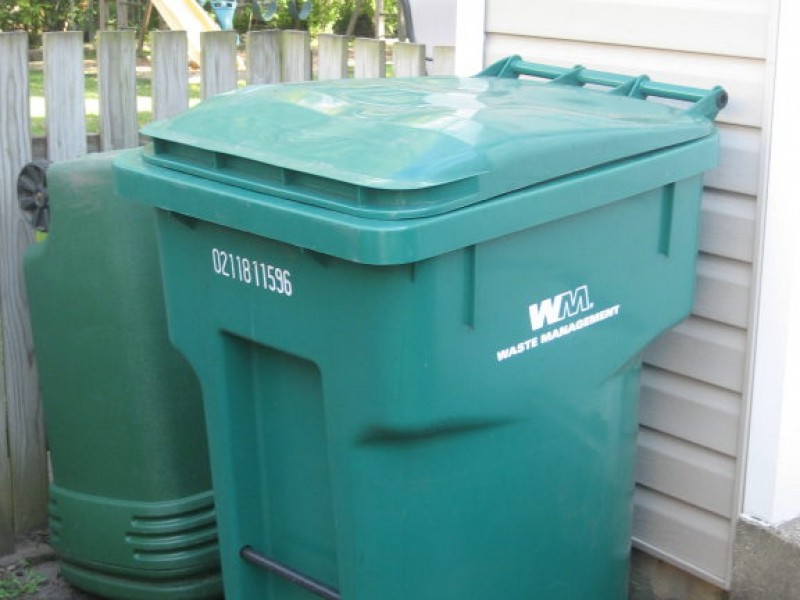 Check Trash And Recycling Pickup Schedules For Week Of