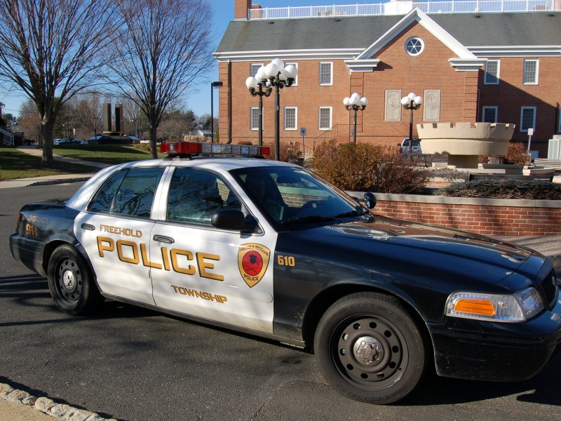 Freehold township october dwi arrests freehold nj patch for Motor vehicle nj freehold