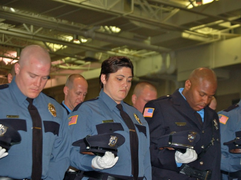 Middlesex, Monmouth Corrections Officers Graduate from Police ...