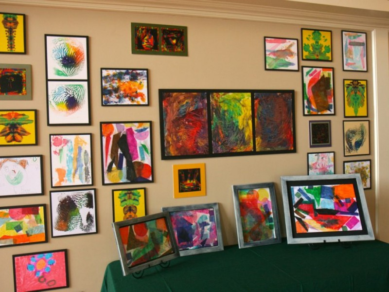 Northlake Preschool to Show Kids\' Art from Japan, India, Peru -- and ...