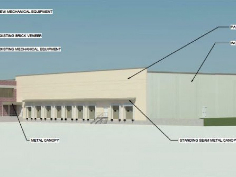 Aldi To Expand Oak Creek Distribution Center Oak Creek Wi Patch