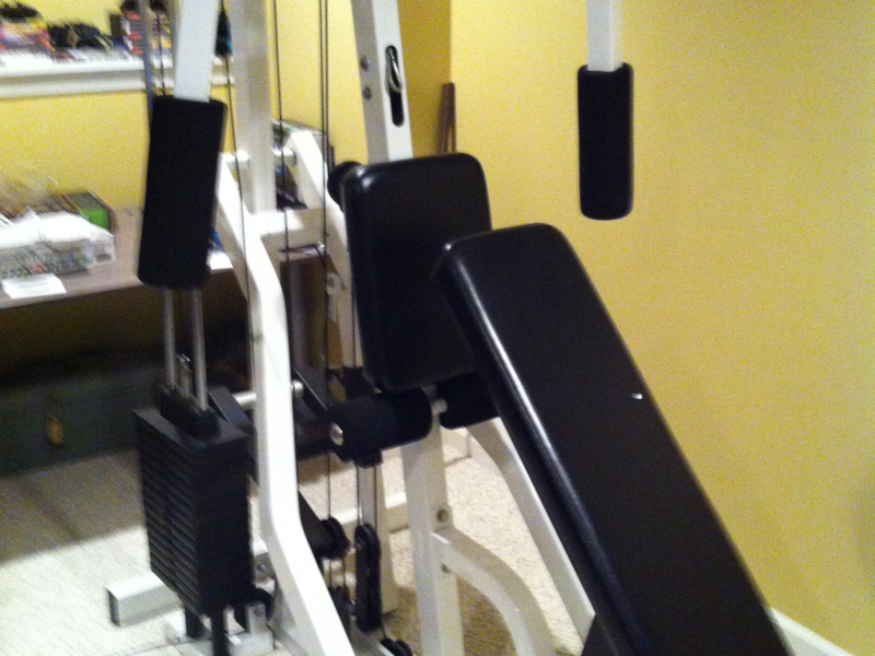 ParaBody 400 Home Gym   $100.00 On Columbus Day   Canton, CT Patch