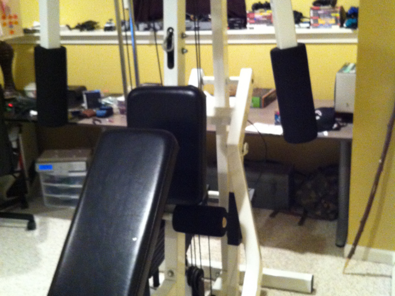 ... ParaBody 400 Home Gym   $100.00 On Columbus Day 0 ...