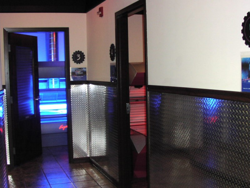 Planet Fitness Expands Tanning Area Adds Red Light