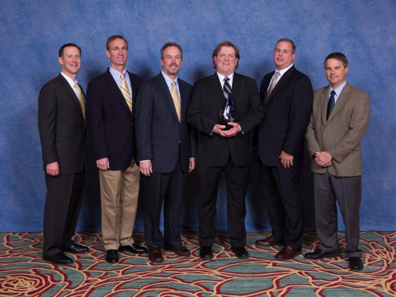 Hutchinson Plumbing Heating Cooling Receives 2012