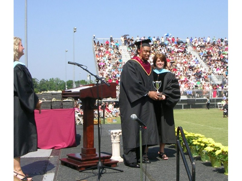 Kennesaw State Library >> Photos: South Paulding High's Graduation | Dallas, GA Patch
