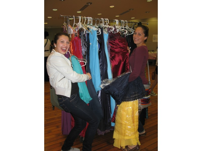 Prom Dress Giveaway Offers Students Unique \'Boutique\' Experience ...