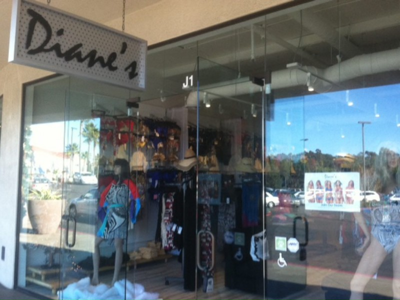 faeb0da37 Diane s Beachwear Opens in Del Mar Highlands Town Center