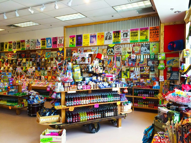 Soda Pop And Candy Store Opens In The Glen
